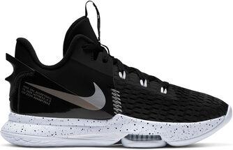 LeBron Witness 5 basketbalschoenen