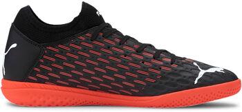 Puma Future 6.4 It voetbalschoenen Heren Zwart