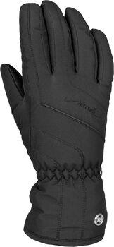 Reusch Felipa softshell handschoenen Dames Zwart