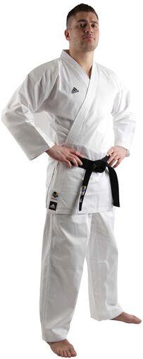 Adidasboxing - Club K220C karatepak - Heren - Trainingspakken - Wit - 150