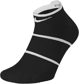 Nike Court Essentials No-Show sokken Heren Zwart