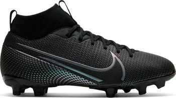 Nike Superfly 7 Academy FG/MG Jr voetbalschoenen Zwart