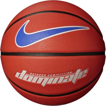Nike Dominate 8P basketbal Geel