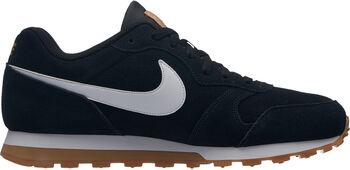 Nike MD Runner 2 Suede sneakers Heren Zwart