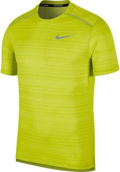 Nike Dri-FIT Miler shirt Heren Groen