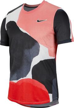 Nike Court Challenger shirt Heren Grijs