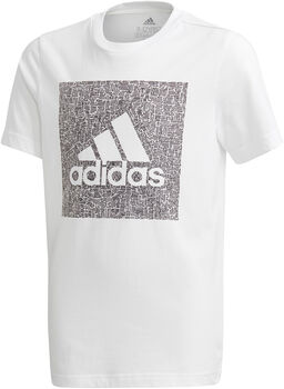 ADIDAS Must Haves Badge of Sport shirt Wit