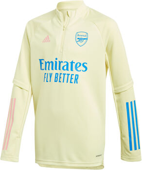 adidas Arsenal Training Longsleeve shirt 20/21 Jongens Geel