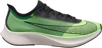 Nike Zoom Fly 3 hardloopschoenen Heren Groen