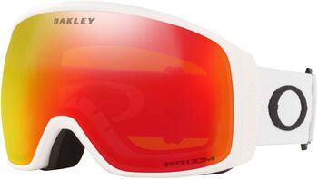 Oakley Flight Tracker XL skibril Wit