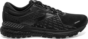 Brooks Adrenaline GTS 21 hardloopschoenen Heren Zwart