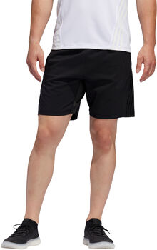 ADIDAS AEROREADY 3-Stripes 8-Inch short Heren Zwart