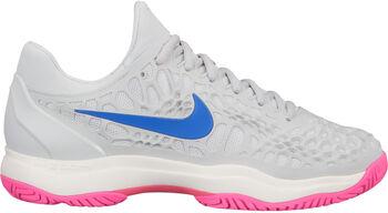 Nike Air Zoom Cage 3 tennisschoenen Dames Zwart