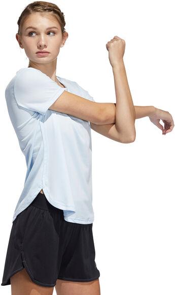 HEAT.RDY Training 3-Stripes shirt