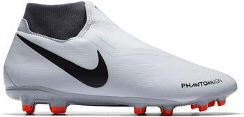 Nike Phantom Vision Academy Dynamic Fit FG/MG voetbalschoenen Zwart