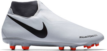 Nike Phantom Vision Academy Dynamic Fit FG/MG voetbalschoenen Heren Bruin