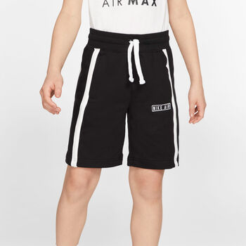 Nike Air jr short Jongens Zwart