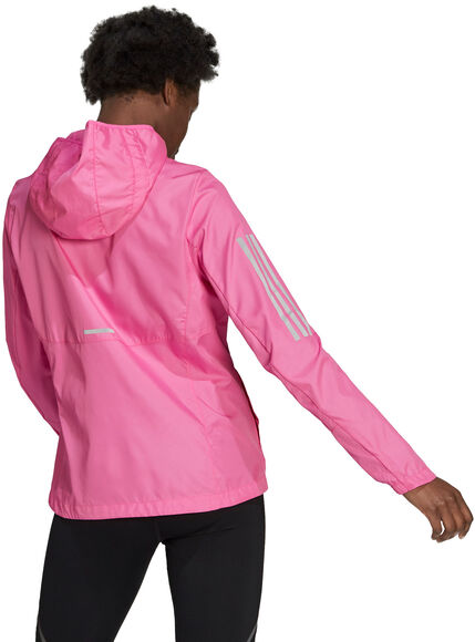 Own the Run Hooded windjack