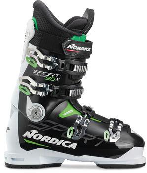 Nordica Sport machine 90 X skischoenen Heren Zwart