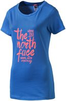 The North Face Since 1968 shirt Dames Blauw