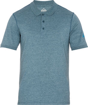 McKINLEY Active Pellew shirt Heren Blauw