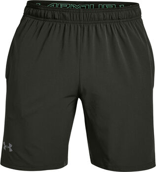 Under Armour Cage short Heren Groen