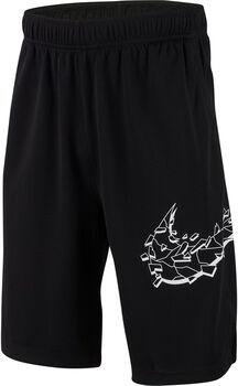 Nike Dry GFX short Jongens Zwart