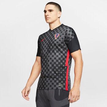 Nike Kroatië 2020 Stadion uitshirt Heren Grijs