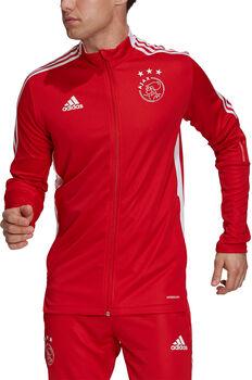 adidas Ajax Tiro trainingsjack 21/22 Heren Rood