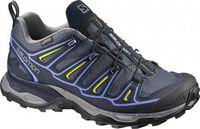 Salomon X-Ultra 2 GTX wandelschoenen Dames Blauw