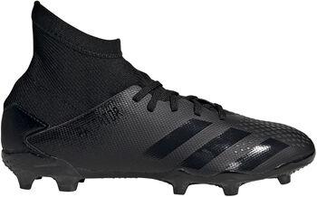 adidas Predator 20.3 FG kids voetbalschoenen  Jongens Zwart
