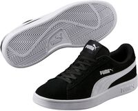 Puma Smash V2 jr sneakers Zwart