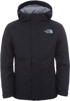 The North Face Snow Quest jack Jongens Zwart