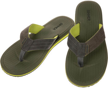 Sinner Lobos teenslippers Heren Grijs