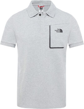 The North Face Extent III polo Heren Grijs