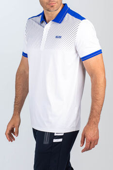 Sjeng Sports Lyron polo Heren Wit