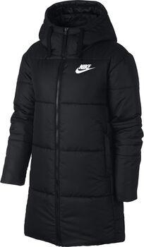 Nike Sportswear parka Dames Zwart