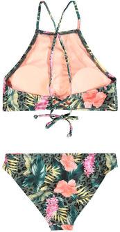 Camellia-Hawai kids bikini