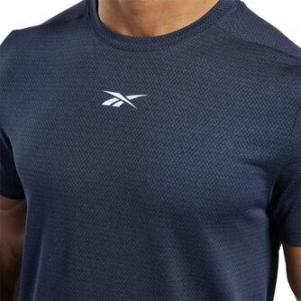 Workout Ready Gemêleerd t-shirt