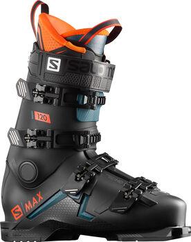 Salomon S/Max 120 skischoenen Heren Zwart