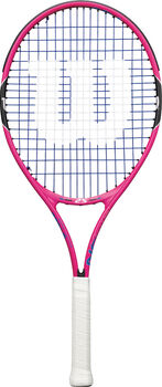 Wilson Burn Pink 25 jr tennisracket Meisjes Roze