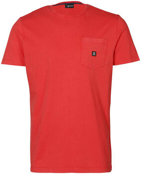 Brunotti Axle t-shirt Heren Rood
