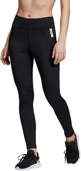 ADIDAS Brilliant Basic Legging Dames Zwart
