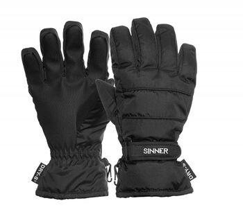 Sinner Vertana handschoenen Zwart