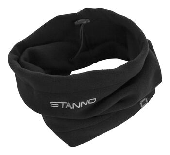 Stanno Fleece Neck Warmer Zwart