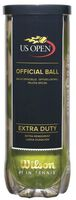 US Open 3-Tube tennisballen