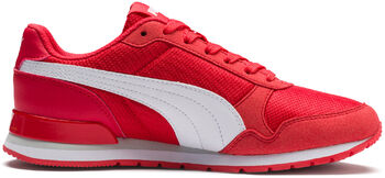 Puma St Runner V2 Mesh sneakers Heren Paars