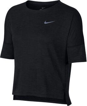 Nike Dry Medalist shirt Dames Zwart