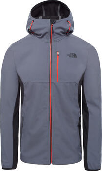 The North Face Extent III Softshell jack Heren Grijs