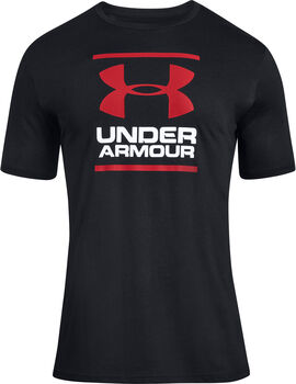 Under Armour Foundation shirt Heren Zwart